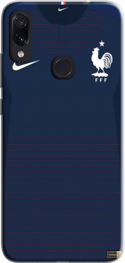 France World Cup Russia 2018  Case for Xiaomi Redmi Note 7