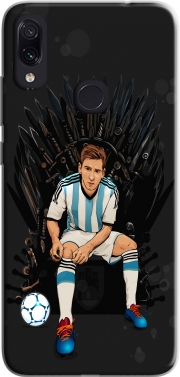 Game of Thrones: King Lionel Messi - House Catalunya Case for Xiaomi Redmi Note 7