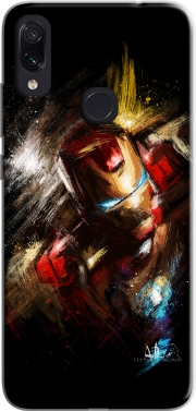 Grunge Ironman Case for Xiaomi Redmi Note 7
