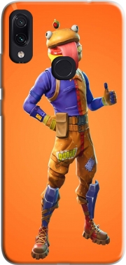 Hamburger Fortnite skins Beef Boss Case for Xiaomi Redmi Note 7