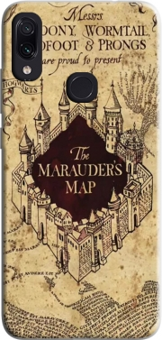 Marauder Map Case for Xiaomi Redmi Note 7