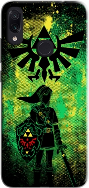 Hyrule Art Case for Xiaomi Redmi Note 7