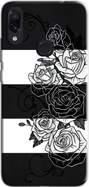 Inverted Roses Xiaomi Redmi Note 7 Case
