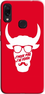 Je peux pas jai feria Case for Xiaomi Redmi Note 7