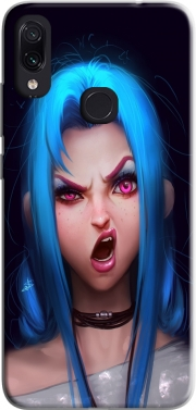 Jinx Lockscreen Xiaomi Redmi Note 7 Case