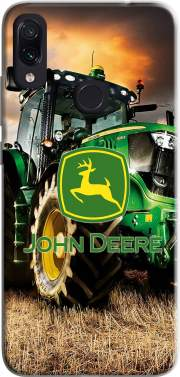 John Deer tractor Farm Case for Xiaomi Redmi Note 7