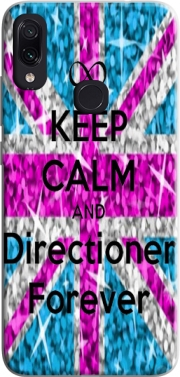 Keep Calm And Directioner forever Case for Xiaomi Redmi Note 7