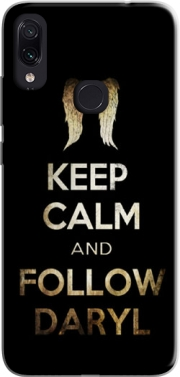 Keep Calm and Follow Daryl Case for Xiaomi Redmi Note 7