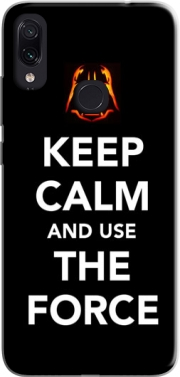 Keep Calm And Use the Force Case for Xiaomi Redmi Note 7