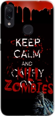 Keep Calm And Kill Zombies Case for Xiaomi Redmi Note 7