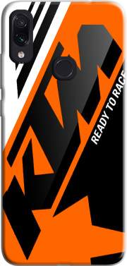 KTM Racing Orange And Black Case for Xiaomi Redmi Note 7