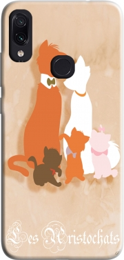 Les aristochats minimalist art Case for Xiaomi Redmi Note 7