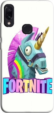 Unicorn video games Fortnite Case for Xiaomi Redmi Note 7
