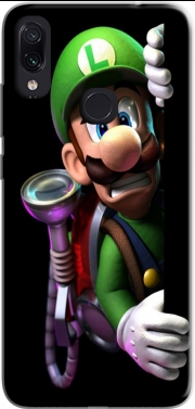 Luigi Mansion Fan Art Xiaomi Redmi Note 7 Case
