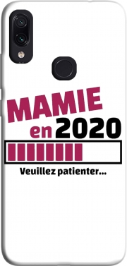Mamie en 2020 Case for Xiaomi Redmi Note 7