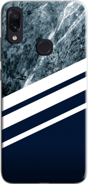 Marble Navy Xiaomi Redmi Note 7 Case