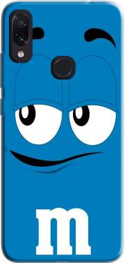 M&M's Blue Case for Xiaomi Redmi Note 7