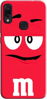 M&M's Red Case for Xiaomi Redmi Note 7