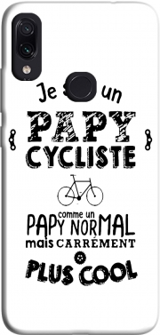 Papy cycliste Case for Xiaomi Redmi Note 7