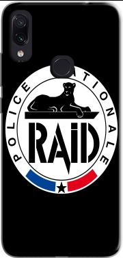 Raid Police Nationale Case for Xiaomi Redmi Note 7