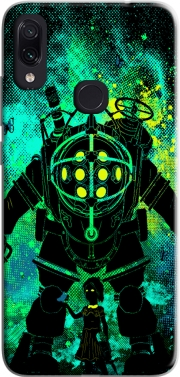 Rapture Art Case for Xiaomi Redmi Note 7