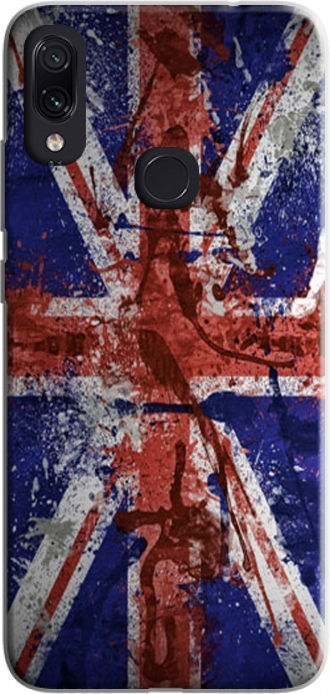 Case Xiaomi Redmi Note 7 / Redmi Note 7 Pro / Redmi Note 7s with pictures flag