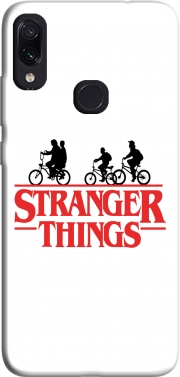 Stranger Things by bike Case for Xiaomi Redmi Note 7