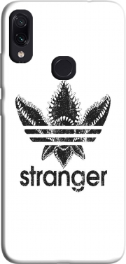 Stranger Things Demogorgon Monster JOKE Adidas Parodie Logo Serie TV Case for Xiaomi Redmi Note 7