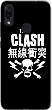 the clash punk asiatique Xiaomi Redmi Note 7 Case