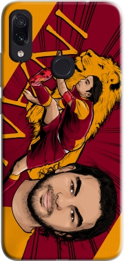 The turkish lion Inan Galatasaray Case for Xiaomi Redmi Note 7