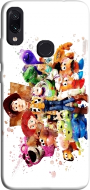 Toy Story Watercolor Case for Xiaomi Redmi Note 7