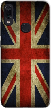 Old-looking British flag for Xiaomi Redmi Note 7