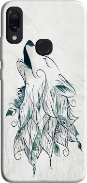 Wolf  Case for Xiaomi Redmi Note 7