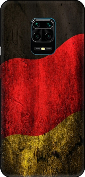 Case Xiaomi Redmi note 9s /note 9 pro max/redmi note 9 pro with pictures flag