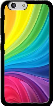 Rainbow Abstract Case for Zte Blade A512