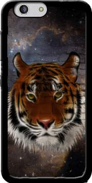 Abstract Tiger Case for Zte Blade A512