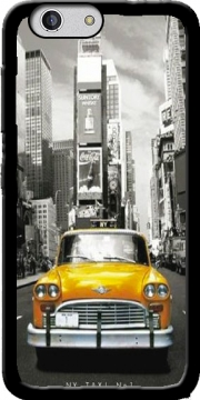 Yellow taxi City of New York City Case for Zte Blade A512
