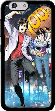 City Hunter : Nicky Larson Case for Zte Blade A512
