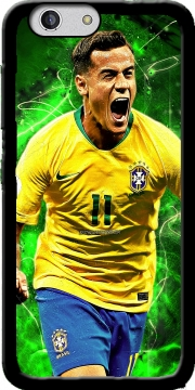 coutinho Football Player Pop Art Case for Zte Blade A512