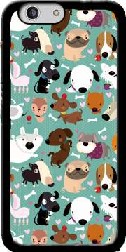 Dogs Case for Zte Blade A512