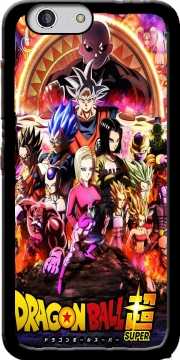 Dragon Ball X Avengers Case for Zte Blade A512