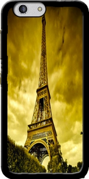 Eiffel Tower By Night from Paris Case for Zte Blade A512