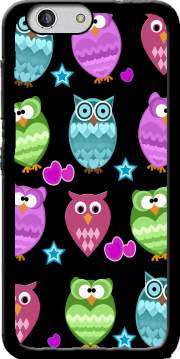 funky owls Case for Zte Blade A512
