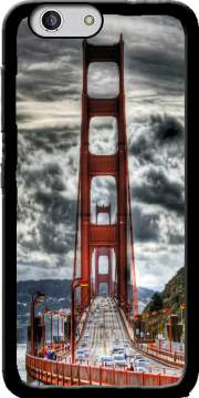 Golden Gate San Francisco Case for Zte Blade A512