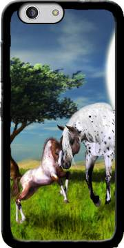Horses Love Forever Case for Zte Blade A512