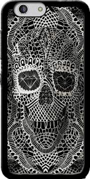 Lace Skull Case for Zte Blade A512