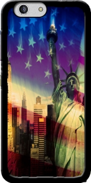 Statue of Liberty Case for Zte Blade A512