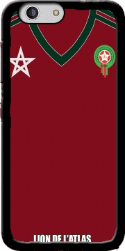 Marocco Football Shirt Case for Zte Blade A512