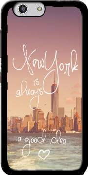 Always New York Case for Zte Blade A512