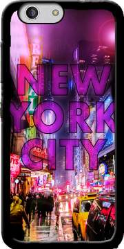 New York City - Broadway Color Case for Zte Blade A512